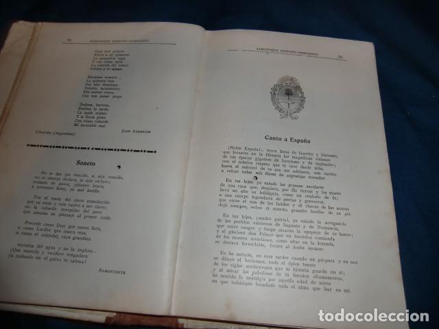 Libros antiguos: Almanaque ilustrado hispano-americano para 1919. Barcelona, 1919. segunda edicion - Foto 3 - 192357443