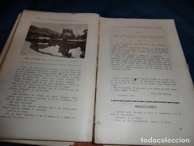 Libros antiguos: Almanaque ilustrado hispano-americano para 1919. Barcelona, 1919. segunda edicion - Foto 4 - 192357443