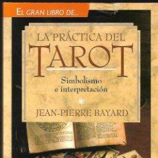 Libros antiguos: LIBO DE 385 PAGINAS PARA LA PRACTICA DE TAROT. Lote 193010368