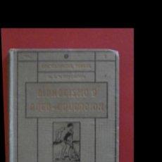 Libros antiguos: HIPNOTISMO Y AUTO-EDUCACIÓN. A.M. HUTCHISON. Lote 193939645