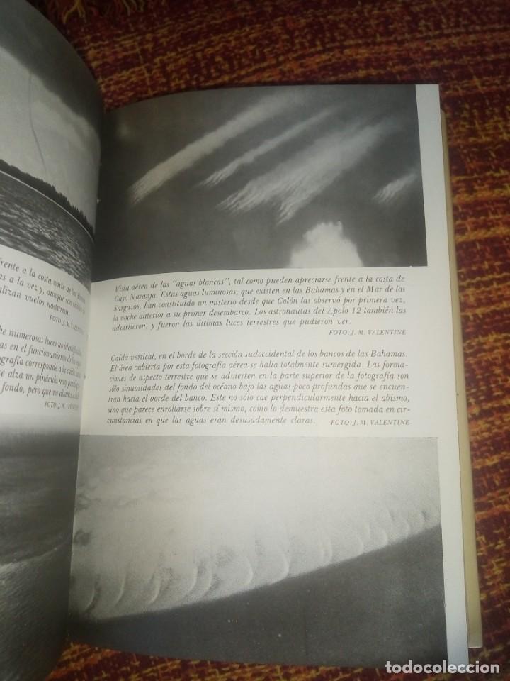 Libros antiguos: El triángulo de las Bermudas - Charles Berlitz - editorial Pomaire 1976 - Foto 3 - 194059005