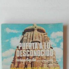 Libros antiguos: PUERTA A LO DESCONOCIDO (REVISTA) Nº 4,5 Y 6. Lote 194492618