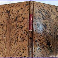 Libros antiguos: 1920. LAS ESTANCIAS DE DZYAN. LIBRO ÚNICO. . Lote 195108076