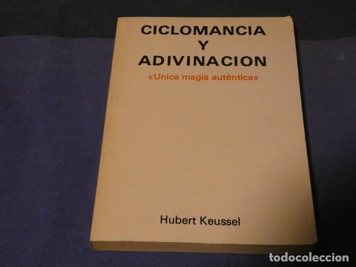 LIBRO MENOS 500 GRAMOS CICLOTIMIA ADIVINACION UNICA MAGIA AUTENTICA (Libros Antiguos, Raros y Curiosos - Parapsicología y Esoterismo)