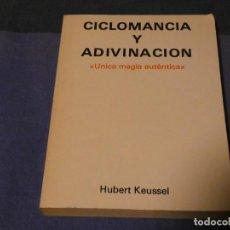 Libros antiguos: LIBRO MENOS 500 GRAMOS CICLOTIMIA ADIVINACION UNICA MAGIA AUTENTICA . Lote 195245937
