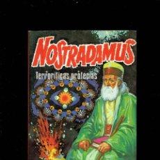 Libros antiguos: NOSTRADAMUS TERRORIFICAS PROFECIAS POR JOSS IRISCH PRODUCCIONES EDITORIALES 1980. Lote 195262676