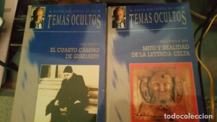 Libros antiguos: Biblioteca de los Temas Ocultos - Foto 2 - 195389163