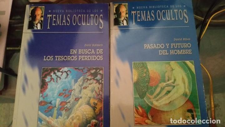 Libros antiguos: Biblioteca de los Temas Ocultos - Foto 3 - 195389163
