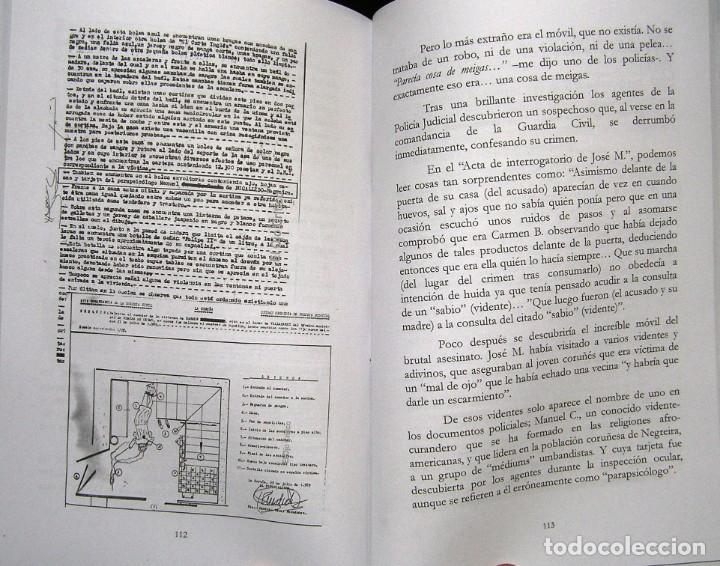 Libros antiguos: Libro CRIMEN RITUAL Y RITO CRIMINAL de Manuel Carballal. Colección CUADERNO DE CAMPO 4. MISTERIO - Foto 5 - 270519668