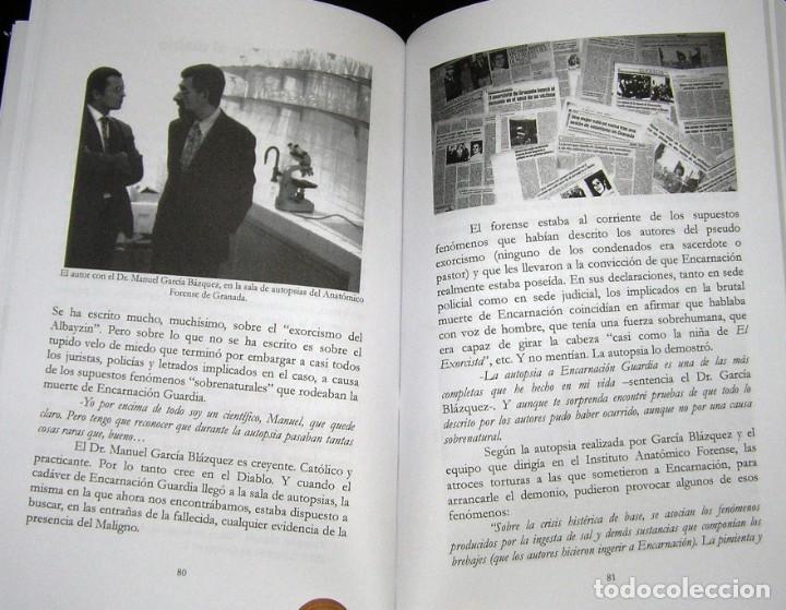 Libros antiguos: Libro CRIMEN RITUAL Y RITO CRIMINAL de Manuel Carballal. Colección CUADERNO DE CAMPO 4. MISTERIO - Foto 6 - 270519668