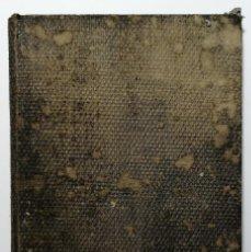 Libros antiguos: INSTRUCCIÓN PARA EL PRIMER GRADO SIMBÓLICO DEL RITO ANTIGUO ESCOCES ACEPTADO. 1870.. Lote 196676301