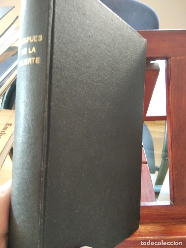 Libros antiguos: DESPUES DE LA MUERTE-EXPOSICION DE LA FILOSOFIA DE LOS ESPIRITUS-LEON DENIS-DE MAUCCI-1910-1920 - Foto 5 - 196880180