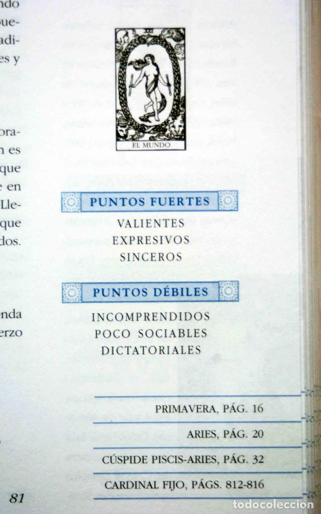 Libros antiguos: EL LENGUAJE SECRETO DE LOS CUMPLEAÑOS - Foto 6 - 197788660