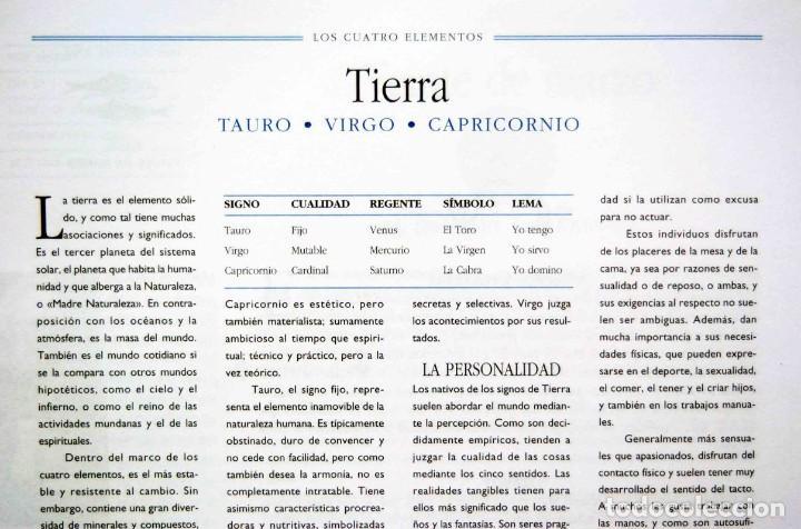 Libros antiguos: EL LENGUAJE SECRETO DE LOS CUMPLEAÑOS - Foto 12 - 197788660