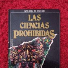 Libros antiguos: ENCICLOPEDIA DEL OCULTISMO-LAS CIENCIAS PROHIBIDAS--LOS SIGNOS SECRETOS SIMBOLOGÍA E INTERPRETACIÓN. Lote 198034862