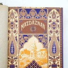 Libros antiguos: REVISTA MAZDAZNAN LA VIE AU SOLEIL. AÑO 1931 COMPLETO (VVAA) MAZDAZNAN, 1931. ZOROASTRISMO. Lote 198839732
