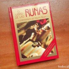 Libri antichi: EL LIBRO DE LAS RUNAS - RALPH BLUM - EDAF 1998. Lote 203581477
