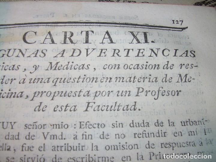 Libros antiguos: LIBRO TAPAS DE PIEL.....AÑO 1.774...BENITO FEYJOO.....VAMPIRISMO, MASONERIA,. ETC. - Foto 26 - 50944368