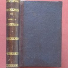 Libros antiguos: EL LIBRO DE LOS ESPÍRITUS - ALLAN KARDEC - FILOSOFÍA ESPIRITISTA - APROX. 1880/90. Lote 204235305