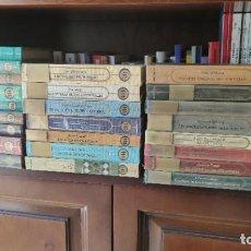 Livros antigos: OTROS MUNDOS (PLAZA Y JANÉS) 25 +1 TOMOS.NO COMPRAR YA RESERVADO PARA UN COMPRADOR. Lote 205380320