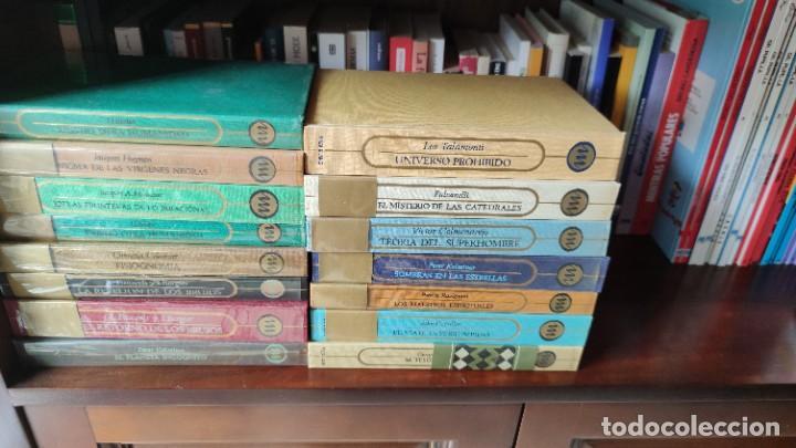 Libros antiguos: OTROS MUNDOS (PLAZA Y JANÉS) 26+1 TOMOS. COLECCIÓN MÍTICA Y ATEMPORAL - Foto 2 - 205380320