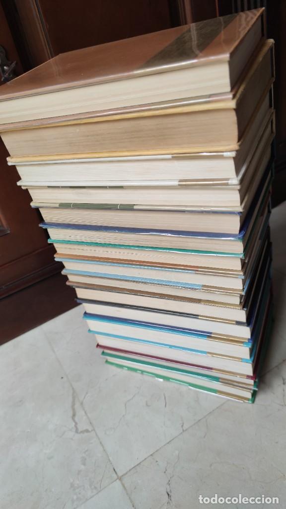 Libros antiguos: OTROS MUNDOS (PLAZA Y JANÉS) 26+1 TOMOS. COLECCIÓN MÍTICA Y ATEMPORAL - Foto 6 - 205380320