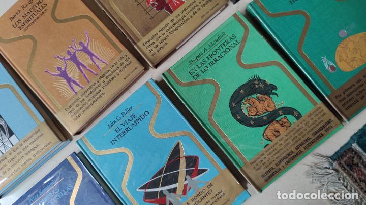 Libros antiguos: OTROS MUNDOS (PLAZA Y JANÉS) 26+1 TOMOS. COLECCIÓN MÍTICA Y ATEMPORAL - Foto 8 - 205380320