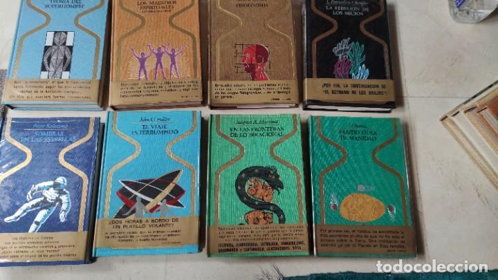 Libros antiguos: OTROS MUNDOS (PLAZA Y JANÉS) 26+1 TOMOS. COLECCIÓN MÍTICA Y ATEMPORAL - Foto 9 - 205380320