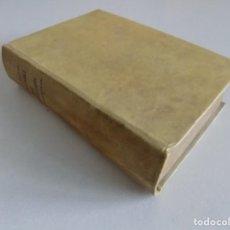 Libros antiguos: LIBRERIA GHOTICA.CONSEJOS DE SABIDURIA O LAS MÁXIMAS DE SALOMON.2 TOMOS EN 1 VOLUMEN.1700.PERGAMINO. Lote 205812246