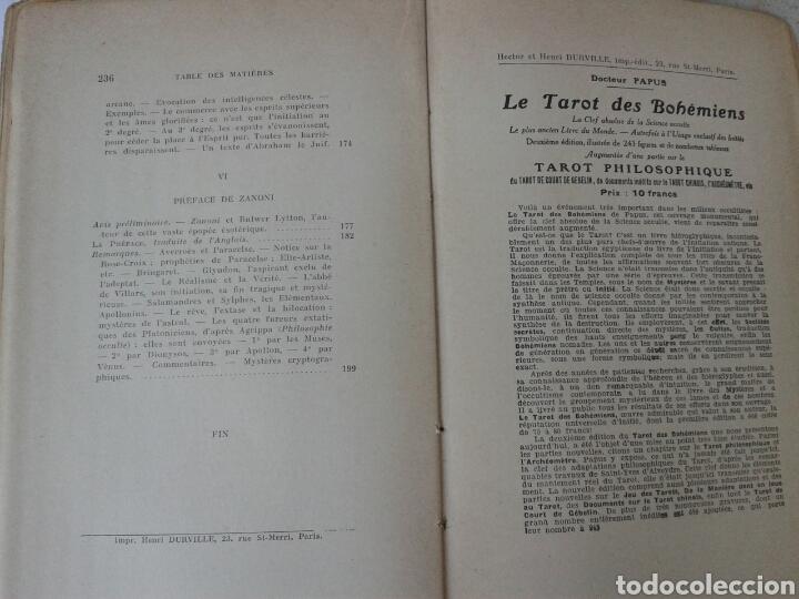 Libros antiguos: ESSAIS DE SCIENCES MAUDITES - AU SEUIL DU MYSTERE - 1915 - Foto 3 - 206904192