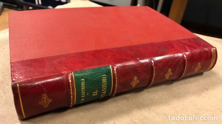 EL SATANISMO. LA CÁTEDRA DE SATANÁS. VICENTE MANTEROLA. TIP. ESPASA Y HERMANOS Y SALVAT 1879 (Libros Antiguos, Raros y Curiosos - Parapsicología y Esoterismo)