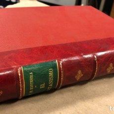 Libros antiguos: EL SATANISMO. LA CÁTEDRA DE SATANÁS. VICENTE MANTEROLA. TIP. ESPASA Y HERMANOS Y SALVAT 1879. Lote 208321076