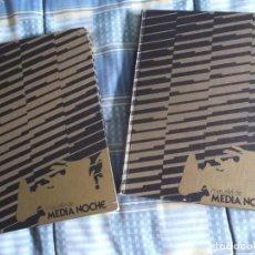 Libros antiguos: 2 TOMOS MAS ALLA DE LA MEDIANOCHE. Lote 213562706