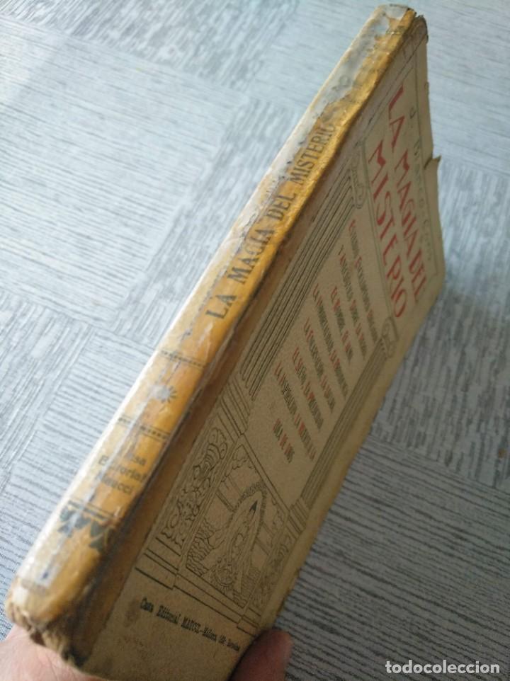 Libros antiguos: LA MAGIA DEL MISTERIO, OBRA DE J. BLANCO-CORIS - Foto 2 - 214050105