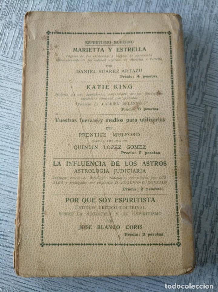 Libros antiguos: LA MAGIA DEL MISTERIO, OBRA DE J. BLANCO-CORIS - Foto 6 - 214050105