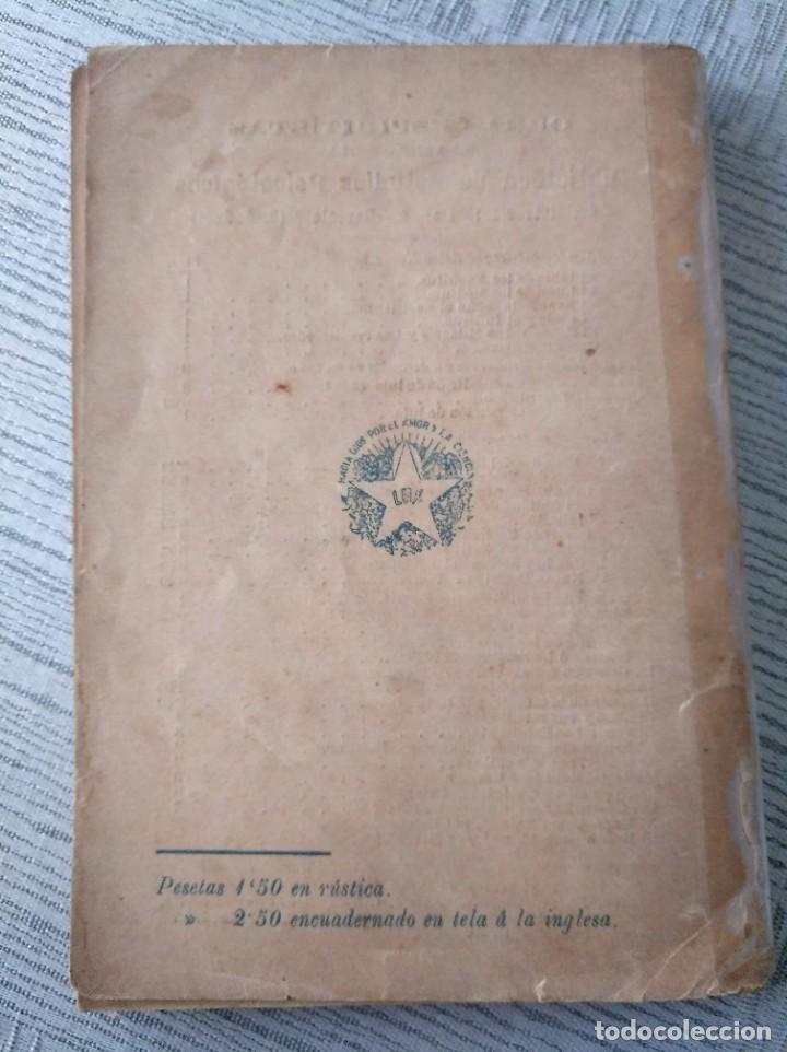 Libros antiguos: MUY RARO: JUEGOS FLORALES ESPIRITISTAS (BARCELONA, 1902) - ÁLBUM RESEÑA DE DICHA FIESTA - Foto 12 - 214051093