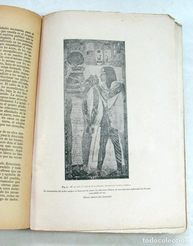 Libros antiguos: HISTORIA DE LA CIENCIA SECRETA. DESDE LA CHINA HASTA NUESTROS DIAS. H. DURVILLE. ESOTERISMO - Foto 3 - 214933773