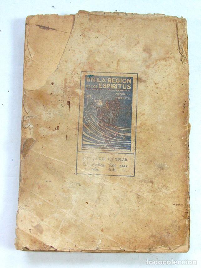 Libros antiguos: HISTORIA DE LA CIENCIA SECRETA. DESDE LA CHINA HASTA NUESTROS DIAS. H. DURVILLE. ESOTERISMO - Foto 4 - 214933773
