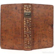 Libri antichi: 1778 - MITOLOGÍA, ESOTERISMO - ANTIGUO DICCIONARIO DE MITOS GRIEGOS Y ROMANOS - HÉROES, DIOSES. Lote 214975065