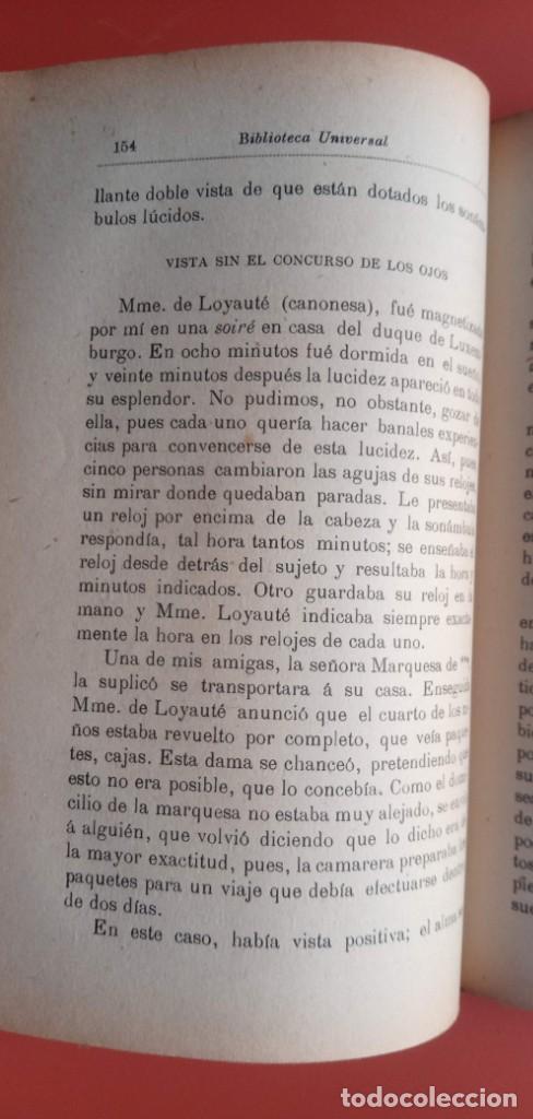 Libros antiguos: EL ARTE DE MAGNETIZAR - ESPIRITISMO - MAGNETISMO - HIPNOTISMO - TEOSOFÍA - OCULTISMO -CH. LAFONTAINE - Foto 9 - 215500641