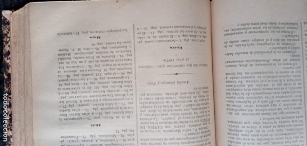 Libros antiguos: LA REVELACION - REVISTA ESPIRITISTA - 1878 - 1879 - 1880 - 3 AÑOS COMPLETOS - Foto 19 - 215831236