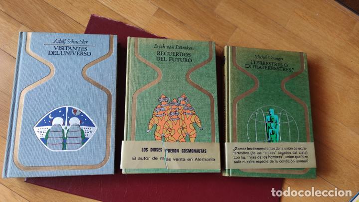 Libros antiguos: OTROS MUNDOS (PLAZA Y JANÉS) 26+1 TOMOS. COLECCIÓN MÍTICA Y ATEMPORAL - Foto 10 - 205380320