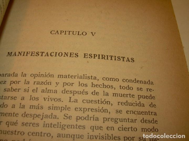 Libros antiguos: ENCICLOPEDIA DE LAS CIENCIAS OCULTAS..1936. - Foto 7 - 218780502