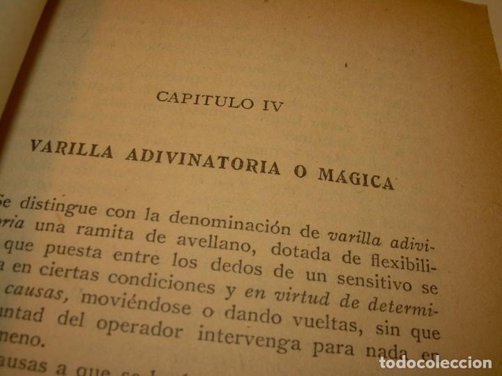 Libros antiguos: ENCICLOPEDIA DE LAS CIENCIAS OCULTAS..1936. - Foto 8 - 218780502