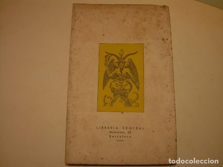 Libros antiguos: ENCICLOPEDIA DE LAS CIENCIAS OCULTAS..1936. - Foto 10 - 218780502