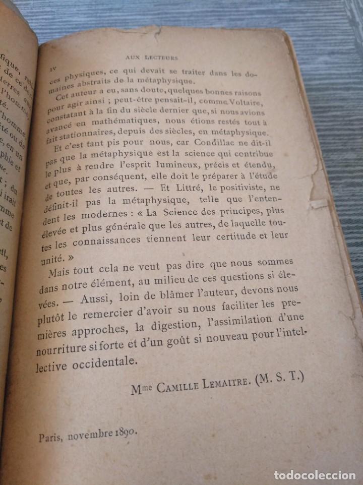 Libros antiguos: MUY RARO: EL BUDISMO ESOTÉRICO O EL POSITIVISMO HINDÚ (PARIS, 1890) - Foto 3 - 221443401