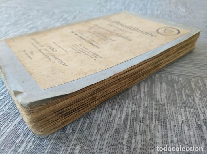 Libros antiguos: MUY RARO: EL BUDISMO ESOTÉRICO O EL POSITIVISMO HINDÚ (PARIS, 1890) - Foto 13 - 221443401