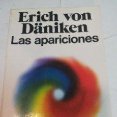 Libros antiguos: ENRICH VON DÄNIKEN LAS APARICIONES S1485AT. Lote 223469540
