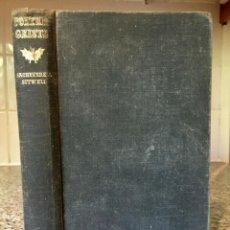 Libros antiguos: 1940. POLTERGEISTS: AN INTRODUCTION & EXAMINATION, POR SACHEVERELL SITWELL. PRIMERA EDICIÓN.. Lote 224360218