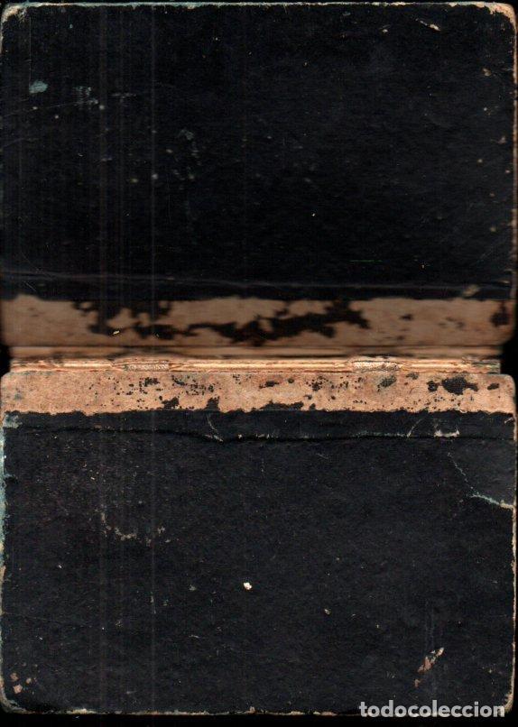 Libros antiguos: TESORO DE MILAGROS Y ORACIONES DE LA SANTA CRUZ DE CARAVACA - S. SALVATORE DE HORTE - LACRADO - Foto 3 - 224519145